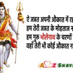 Har Har Mahadev Shayari in Hindi